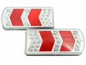 Lampa stop camion LED SMD 12-24V ( pret / set )