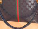 Genti Gucci/new model/negru si bleumarin
