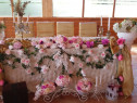Decor nunta ieftin Bacau Vrancea Neamt Vaslui