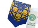 Cravata Gianni Versace Matase Naturala Noua (Made in Italy)