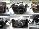 327A-Aparat foto vechi- Zenit B cu obiectiv Industar.