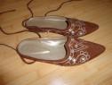 Pantofi antilopa Tunisia 37