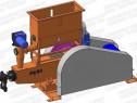 Presa mecanica de brichetat brichete model: BT-050-200