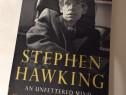 Carte biografie Stephen Hawking- Kitty Ferguson, noua, limba