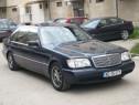 Mercedes S CLASS  W140 -4200 v8-limuzina blindat
