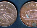 Monedă Eire 2 pennies