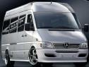 Servicii transport persoane curse zilnice internationale