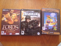 3 jocuri PC-ROM, Lords Everquest,The Siege,HIT&RUN