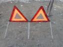 Triunghiuri reflectorizante de masini