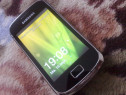 Samsung Galaxy S2 Mini.Black-Yellow.Android.