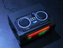 Sistem sunet cu efect LED Ibiza SPLBOX150