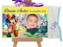Marturii botez magneti,Handmade by Diana,Mickey Mouse MBM 1