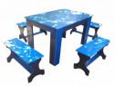 Masa cu canapele pentru gradina