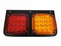 Lampa stop SMD,S/D, 12V-24V, 32 SMD Rezistenta la apa