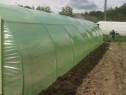 Solar legume si flori 16 m lungime /4 m deschidere
