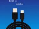 Cablu USB-C Type C USB 3.0, incarcare rapida & transfer date