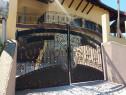 Porti,panouri gard,balustrade,mobilier din fier si fier forj