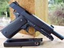 Pistol cu recul puternic!! airsoft cu aer comprimat + muniti