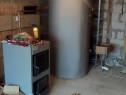 Montaj centrale termice, cazane pe lemne, service instalatii