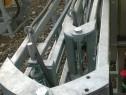 Erbicidator 800 litri cu lance de 15 metri galvanizat