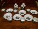 Set portelan pentru ceai Lippert & Haas Schlaggenwald