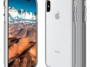 Iphone X 10 Husa 360 Full Cover Ultra Slim Spate Plastic Fat