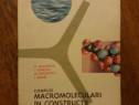 Compusi macromoleculari in constructii hidrotehnice