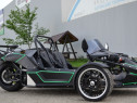 Car Triker Ztr 250cc Legal-City Nou,Garantie Culoare:Negru