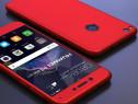 Huawei P8, P9 Lite 2017 - Husa Silicon 360 Fata Spate si Fo