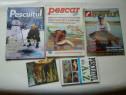 Set carte carti revista reviste pescuit !
