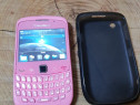 Blackberry curve 8520 custom pink de colectie