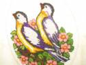 Goblen 2 păsări