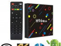 Mini Pc Tvbox H96 Max H2 4K Quad-Core 4/32GB Wifi 5GHz USB 3