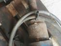 Reparație picon hidraulic buldoexcavator, excavator