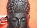 Vintage AsianArt-Zen Buddha-feng shui, lemn-un cadou inedit