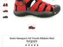 Sandale outdoor, încălțăminte drumeții KEEN Waterproof, 31.