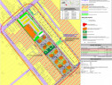 Proiect rezidential constructie blocuri cu puz 16000 mp TM