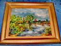 9270-I-Peisaj GB 78 clasic pictura linsa ca o foto stare bun
