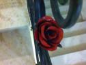 Trandafiri din fier forjat.