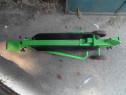Spargator de lemne mecanic