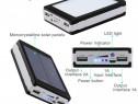 Baterie externa - Power Bank 20000 mah - Panou Led-uri C187
