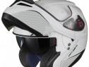 Casca moto flip up noua - Black Optimus SV MAX - cu ochelari