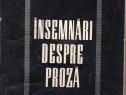 Insemnari despre proza Autor(i): Virgil Ardeleanu