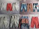 Pantaloni next,gap 12-18 luni
