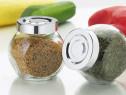 Set 8 borcanele din sticla pt mirodenii sau condimente - Noi