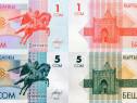 Lot 7 bancnote kyrgyzstan 1993-2009 - unc