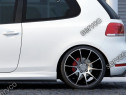 Prelungire ornament bara spate VW Golf 6 MK VI GTI 35TH v3
