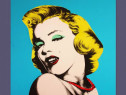 Tablou pop art Marilyn Monroe