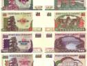 Lot 21 bancnote ZIMBABWE 2003-2009 - UNC