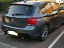 Difuzor tuning sport bara spate BMW F20 F21 Seria 1 v1